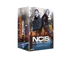 Coffret NCIS Los Angeles Saisons 1 à 8 DVD