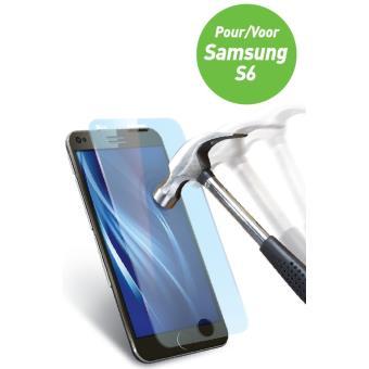 verre tremp temium pour samsung galaxy s6 protection cran pour t l phone mobile achat. Black Bedroom Furniture Sets. Home Design Ideas