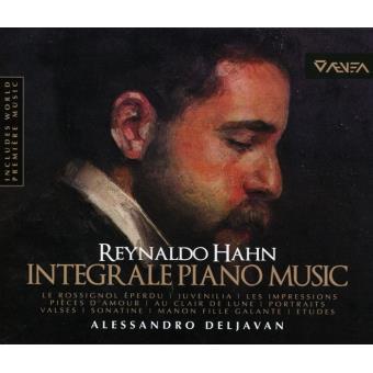 Integrale piano music