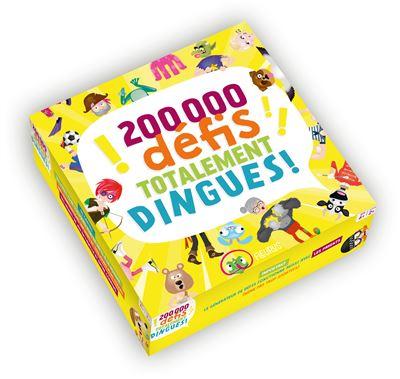 200 000 défis totalement dingues !