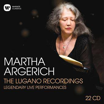 LUGANO RECORDINGS/22CD