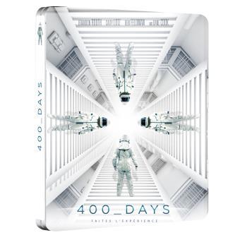 400 days Steelbook Blu-ray