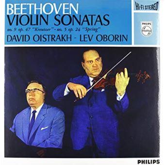 Sonatas for piano &.-180g