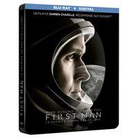 First Man Le premier homme sur la Lune Steelbook Blu-ray
