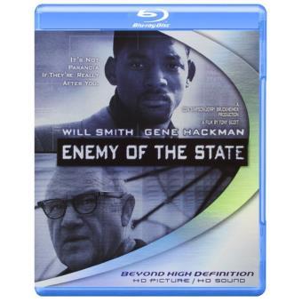 Ennemi d'Etat Blu-Ray