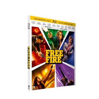 Free Fire Blu-ray