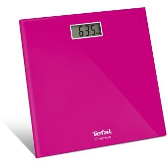 Tefal Premiss Pink Weight Scale