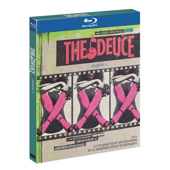 The DeuceThe Deuce Saison 2 Blu-ray