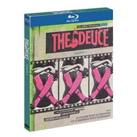 The Deuce Saison 2 Blu-ray