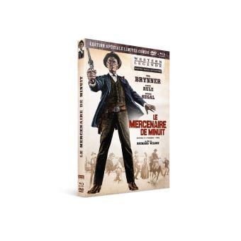 MERCENAIRE DE MINUIT-FR-BLURAY+DVD