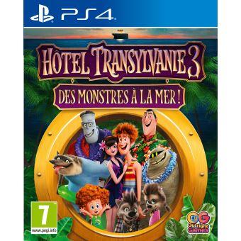 Hotel Transylvanie 3 Des Monstres à la Mer ! PS4