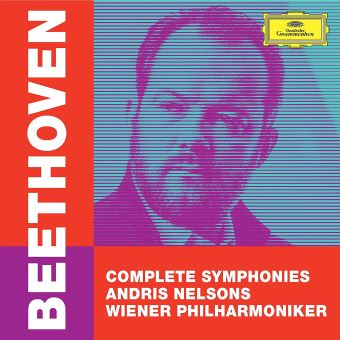 Beethoven: Complete Symphonies - 5CD + Blu-ray