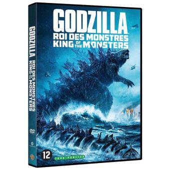 Godzilla, la trilogieGodzilla 2 : Roi des monstres DVD