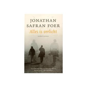 Alles is verlicht - paperback - Foer J. Safran, Boek Alle boeken bij ...