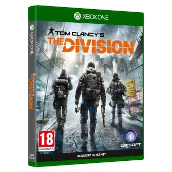 tom clancy 39 s the division xbox one jeux vid o achat prix fnac. Black Bedroom Furniture Sets. Home Design Ideas