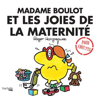 Monsieur MadameMadame Boulot et les joies de la maternité