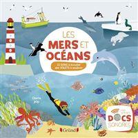 Les mers et oceans