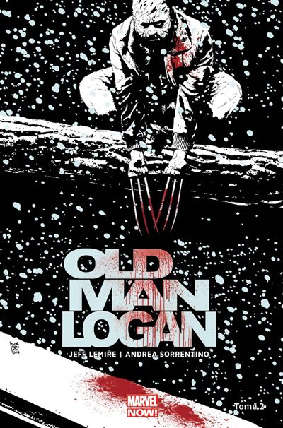 Old man Logan All-new All-different