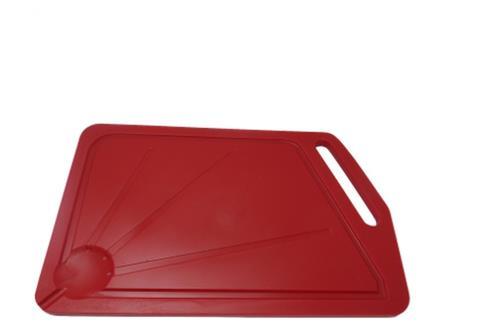 Planche à découper Pradel Grand modèle Rouge