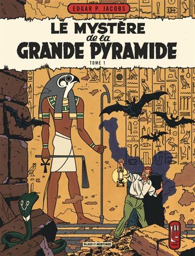 Blake & Mortimer - Tome 4 - Le Mystère de la Grande Pyramide