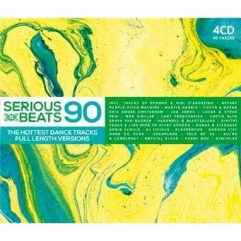 Serious beats 90/4CD
