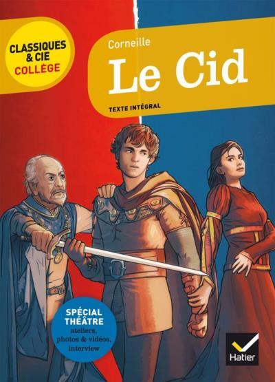Le Cid - Nouveau programme - 9782401041165 - 2,99 €