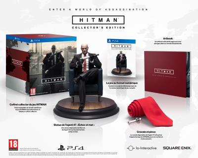 Hitman Collector Edition PS4