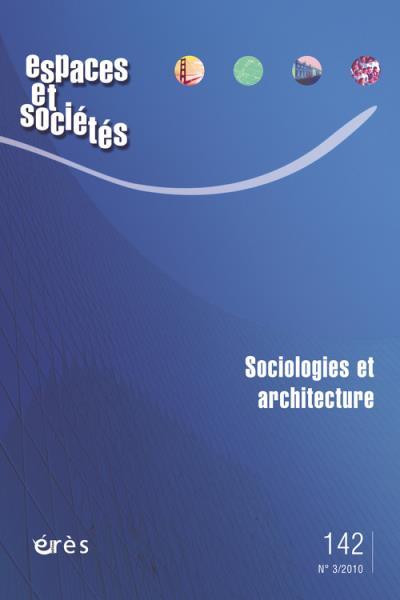 Sociologie et architecture