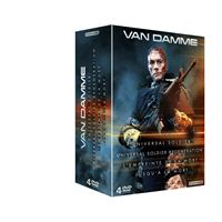 Coffret Jean-Claude Van Damme DVD