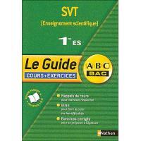 Guide abc bac svt 1er es cours