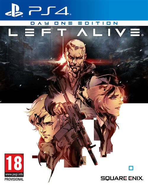 Left Alive Edition Day One PS4
