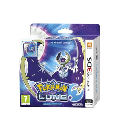Pokémon Lune Fan Edition 3DS