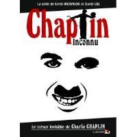 Chaplin inconnu DVD