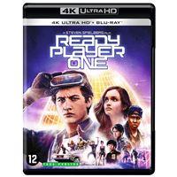 Ready Player One Blu-ray 4K Ultra HD