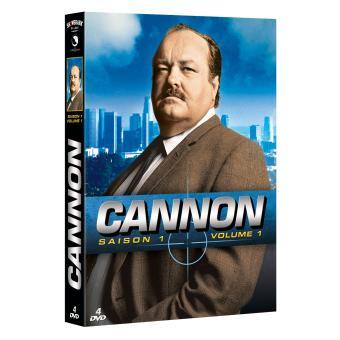 CannonCoffret de la Saison 1 Volume 1 - DVD