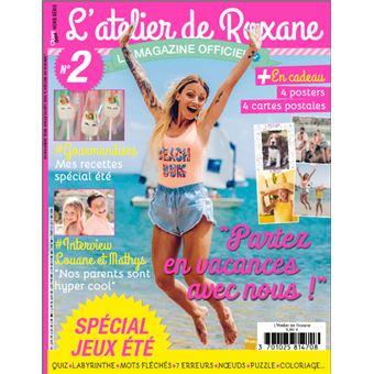 L Atelier De Roxane Special Ete
