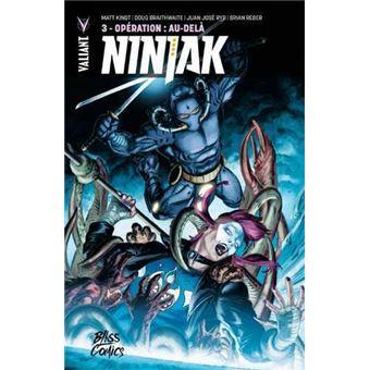 NinjakOpération Au-delà