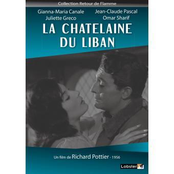 La châtelaine du Liban DVD