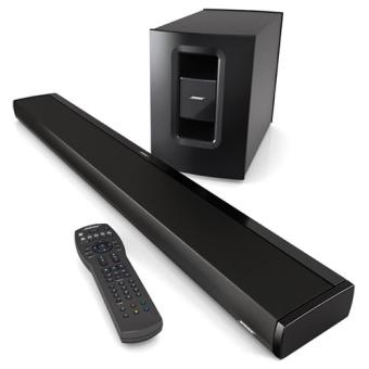 bose cinemate 1sr barre de son achat prix fnac. Black Bedroom Furniture Sets. Home Design Ideas