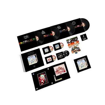 The Song Remains The Same Coffret Edition Super Deluxe