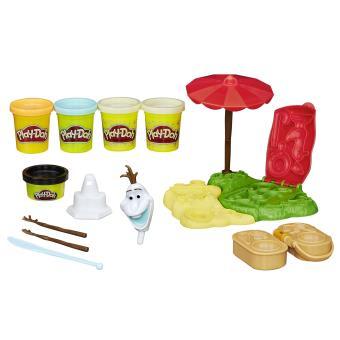 Pâte à Paillettes Olaf La Reine Des Neiges Play Doh