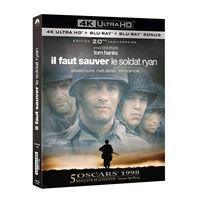 Il faut sauver le soldat Ryan Blu-ray 4K Ultra HD