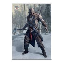 FND WALL SCROLL ASSASSIN'S CREED III V1