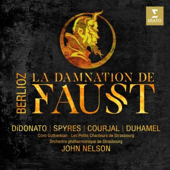 Hector Berlioz: La Damnation de Faust - 3CD