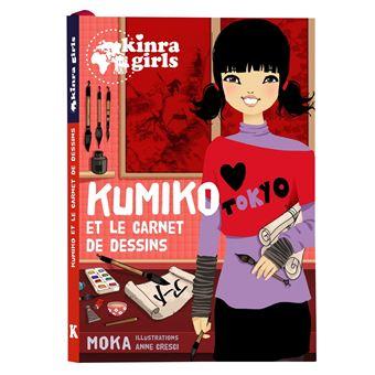 Kinra GirlsKinra Girls - Kumiko et le carnet de dessins