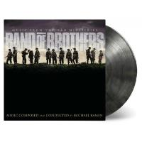 Band of Brothers Vinyle Gatefold 180 gr PVC Sleeve Inclus un poster