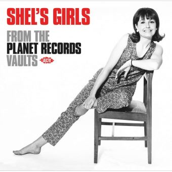 Shels Girls: From The Planet Records Vaults - CD