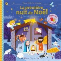 La première nuit de Noel - Une histoire animée