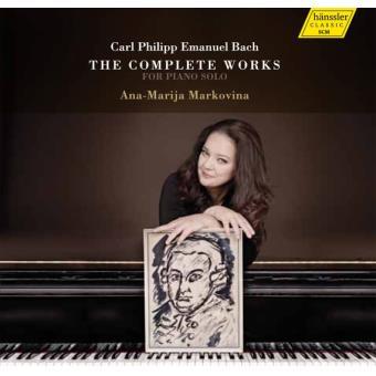 Sämtliche Werke Für Klavier Solo