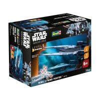 Maquette Star Wars Rebel U-Wing Fighter Revell 6755 Build & Play Model Kit 35 pièces